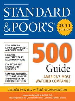 Book Standard & Poor''s 500 Guide, 2011 Edition by Standard & Poor's