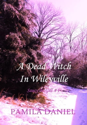 A Dead Witch in Wileyville: Saucy McGill Mysteries, #4 by Pamila Daniel