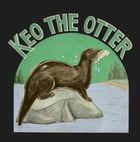 Keo The Otter: Illustrated by Marjee Peters by Virgie Bernhardt