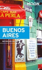 Moon Buenos Aires by Nicholas Mills
