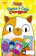 Adventure Time: Fionna & Cake Card Wars #1 (of 6) by Jen Wang