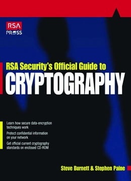 Book RSA Security's Official Guide to Cryptography by Burnett, Steve
