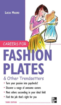 Book Careers for Fashion Plates & Other Trendsetters by Mauro, Lucia