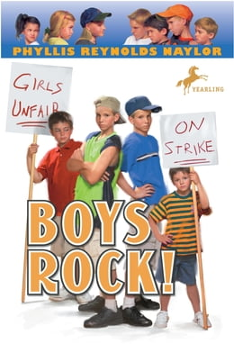 Book Boys Rock! by Phyllis Reynolds Naylor
