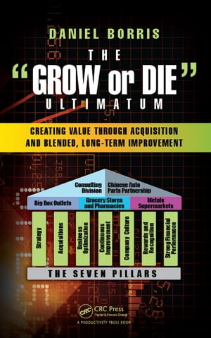 """The """"Grow or Die"""" Ultimatum Creating Value Through Acquisition and Blended,  Long-Term Improvement Formulas"""