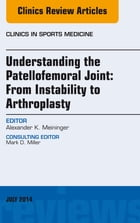 Understanding the Patellofemoral Joint: From Instability to Arthroplasty; An Issue of Clinics in Sports Medicine, by Alexander Meininger