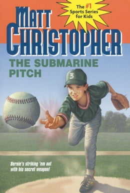 Book The Submarine Pitch by Matt Christopher