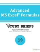 Advanced MS Excel Formulas by Little Green Apples Publishing, LLC ™