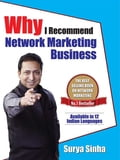 9789352781102 - Surya Sinha: Why I Recommend Network Marketing Business? - पुस्तक
