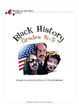 Book Black History, Grades K-5 by TeacherVision.com,