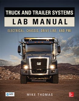 Book Truck and Trailer Systems Lab Manual by Mike Thomas