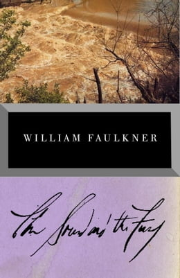 Book The Sound and the Fury by William Faulkner