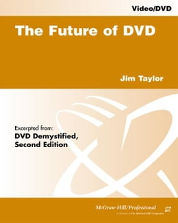 Book The Future of DVD by Taylor, Jim