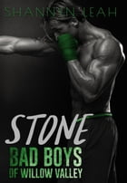 Stone: Bad Boys of Willow Valley, #2 by Shannyn Leah
