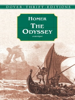 Book The Odyssey by Homer