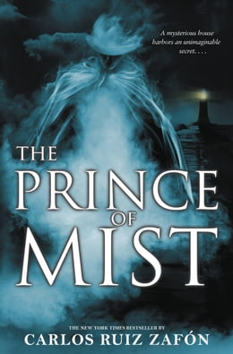 Book The Prince of Mist by Carlos Ruiz Zafon
