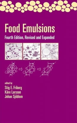 Book Food Emulsions by Friberg, Stig