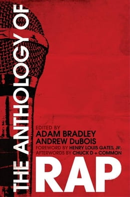 Book The Anthology of Rap by Adam Bradley