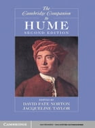 The Cambridge Companion to Hume
