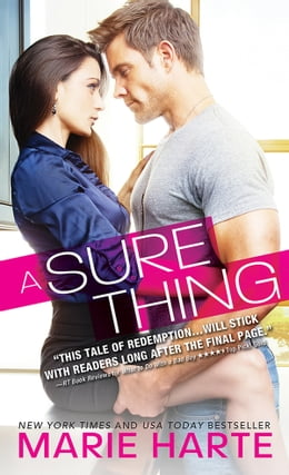 Book A Sure Thing by Marie Harte
