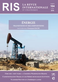 Energie : transitions et recompositions
