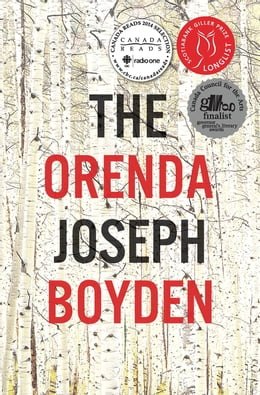 Book The Orenda by Joseph Boyden