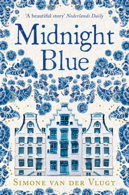 Book Midnight Blue by Simone van der Vlugt