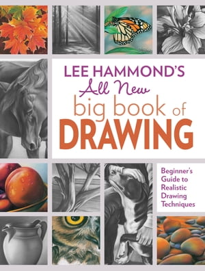 Lee Hammond's All New Big Book of Drawing: Beginner's Guide to Realistic Drawing Techniques by Lee Hammond