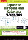 Japanese Hiragana and Katakana Flash Cards Kit (Foreign Languages) photo