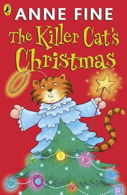 Book The Killer Cat's Christmas by Anne Fine