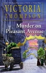 Murder on Pleasant Avenue Cover Image