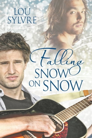 Falling Snow on Snow by Lou Sylvre
