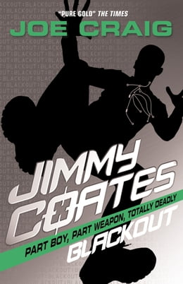 Book Jimmy Coates: Blackout by Joe Craig