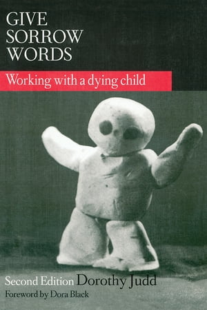 Give Sorrow Words Working With a Dying Child,  Second Edition