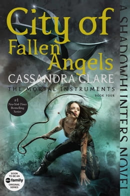Book City of Fallen Angels by Cassandra Clare