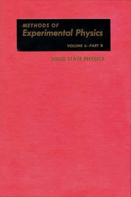 Book Solid State Physics, Part B by Horovitz, K. Lark