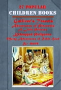 1230000202756 - Carlo Collodi, Frances Hodgson Burnett, Hugh Lofting: The Complete Popular Children Fantasy Magic Books Anthologies (27 in 1) - Libro