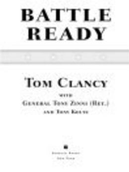 Book Battle Ready by Tom Clancy