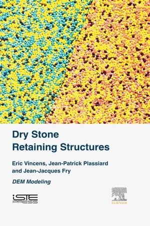 Dry Stone Retaining Structures DEM Modeling