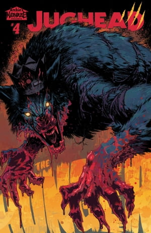 Jughead: The Hunger #4 by Frank Tieri
