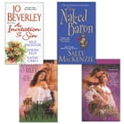 Hot Historicals Bundle with An Invitation to Sin, The Naked Baron, When His Kiss Is Wicked, & Mastering the Marquess by Jo Beverley