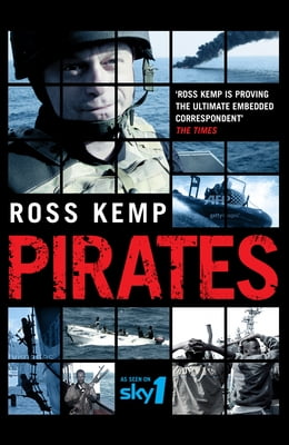Book Pirates by Ross Kemp