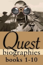 Quest Biographies Bundle — Books 1–10: Emma Albani / Emily Carr / George Grant / Jacques Plante…