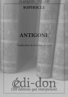 Antigone by Sophocle
