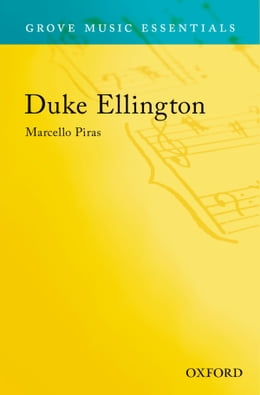 Book Duke Ellington: Grove Music Essentials by Marcello Piras