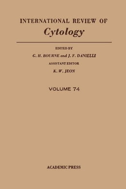 Book INTERNATIONAL REVIEW OF CYTOLOGY V74 by Bourne, G. H.