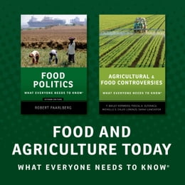 Book Food and Agriculture: What Everyone Needs to Know by Robert Paarlberg