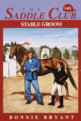 Book Stable Groom by Bonnie Bryant