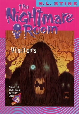 Book The Nightmare Room #12: Visitors by R.L. Stine
