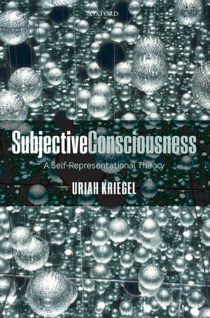 Subjective Consciousness A Self-Representational Theory
